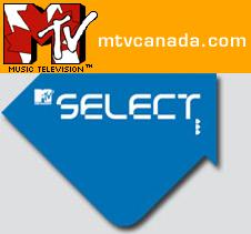 MTV CANADA SELECT
